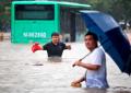 La cifra de muertos por las inundaciones en China asciende a 99