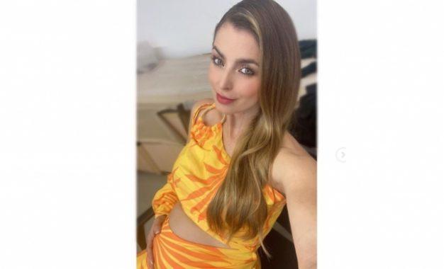 Cristina Hurtado contó que se contagió de Covid-19 durante su embarazo