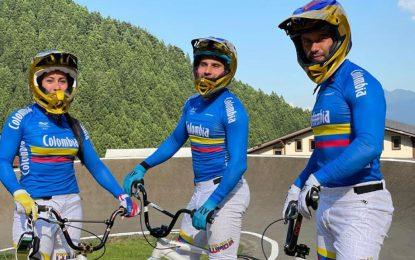 Arranca el BMX en los Juegos Olímpicos, con esperanza de medallas para Colombia