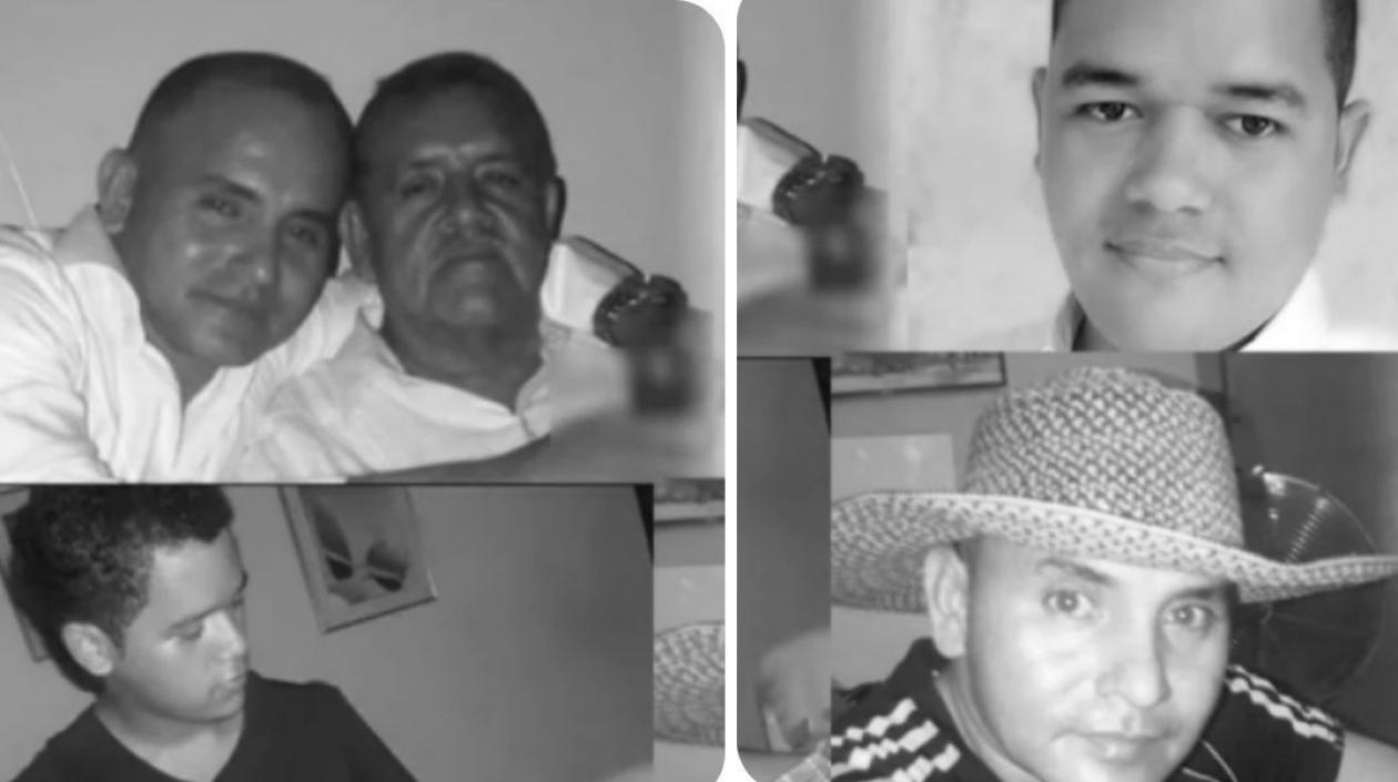 Doloroso: 10 miembros de una familia murieron por Covid-19 - Noticias de Colombia