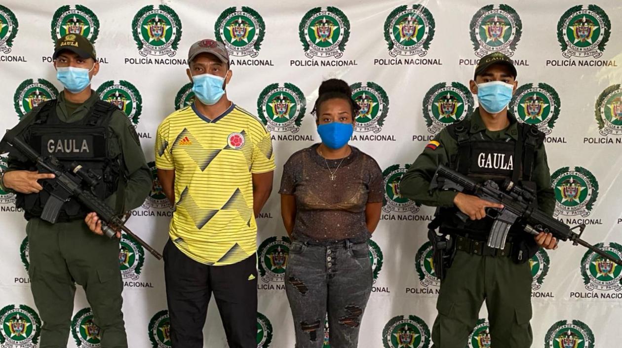 Policía captura a 2 por extorsión: exigían $30 millones a empresa de telecomunicaciones - Noticias de Colombia
