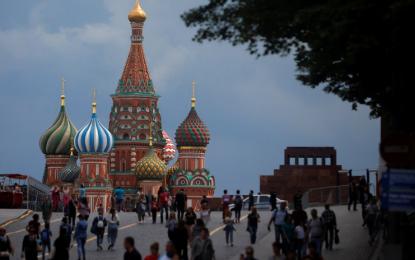 Rusia bate récord de muertes por COVID-19 en toda la pandemia