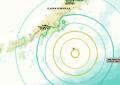 Sismo de magnitud 8.2 se registra frente a costas de la península de Alaska