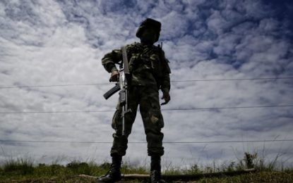 ¿Por qué los militares colombianos retirados son tan apetecidos por otros países?