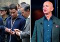 Jeff Bezos, el hombre más rico del mundo, invirtió en empresa de los hijos Uribe