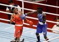 Yuberjen Martínez vuelve al ring y Santiago Rodallegas busca una presea en pesas
