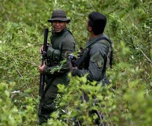 Un muerto y 14 policías heridos en combates contra disidencias en Tumaco - Noticias de Colombia