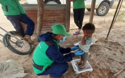 Con acciones multisectoriales se atienden  casos de desnutrición infantil en Cesar: ICBF