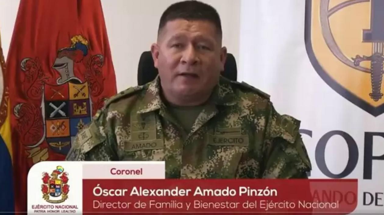 Capturan a coronel del Ejército por tráfico de armas con bandas delincuenciales - Noticias de Colombia