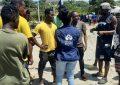Haitianos varados en Colombia persisten en llegar a EEUU