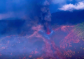 Volcán de La Palma vuelve a activarse con explosiones y expulsión de material