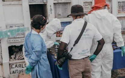 Unidad de Búsqueda encontró 15 cuerpos de personas desaparecidas durante el conflicto armado