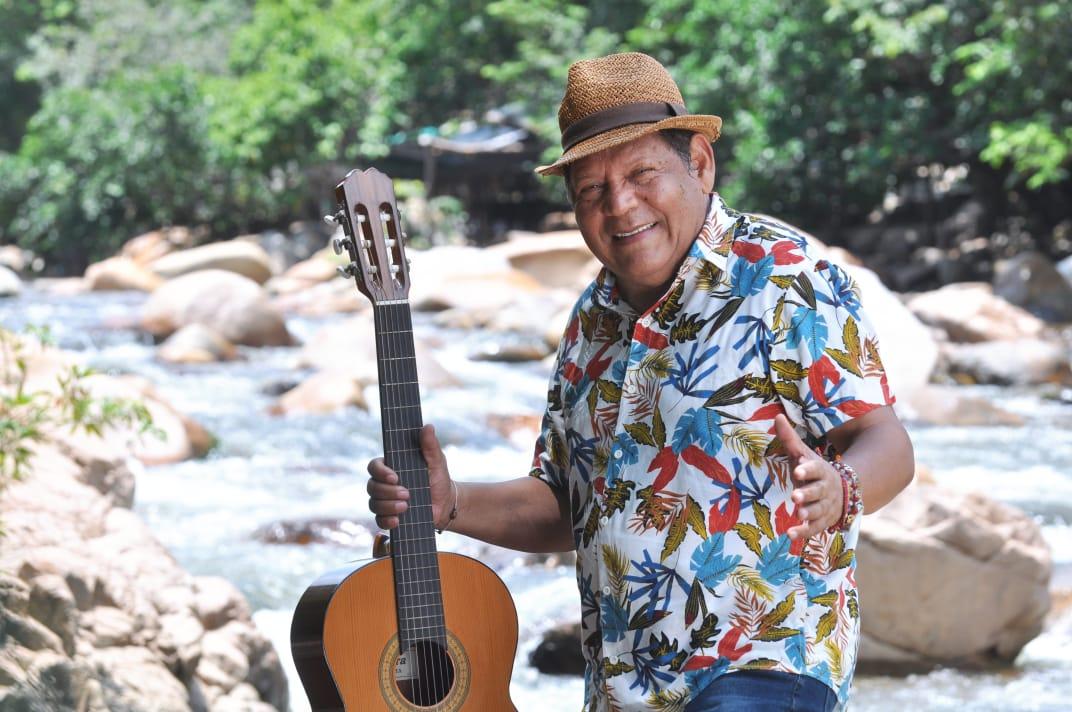 ROSENDO ROMERO, el 'Poeta de Villanueva', es el homenajeado del 54º Festival de la Leyenda Vallenata que inicia desde hoy hasta el próximo domingo 17 de octubre. (Foto/ Edgard de La Hoz).