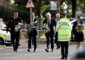 Boris Johnson encabezó los homenajes al diputado asesinado en Reino Unido