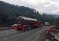Restablecido el paso en la autopista Medellín-Bogotá