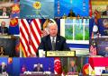 Biden acusó a China de socavar la paz y la estabilidad de la región