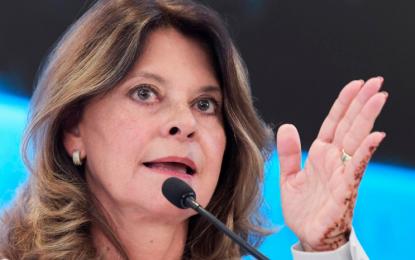 Citarán a debate de control a Marta Lucía Ramírez por la crisis en Necoclí