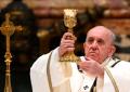El papa Francisco recibió la tercera dosis de la vacuna contra el coronavirus