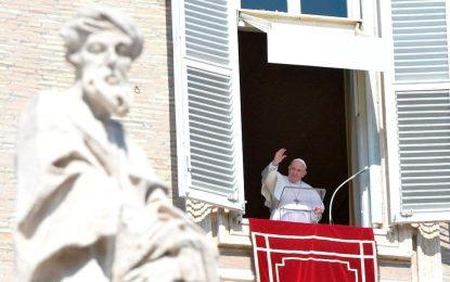 «La violencia es una derrota»: Papa Francisco sobre últimos atentados