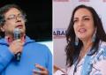 """María Fernanda Cabal """"haces parte del partido de los expropiadores"""": Petro"""