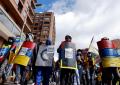 Capturado el supuesto jefe de la 'primera línea' de Suba en Bogotá
