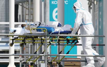 Rusia superó por primera vez los 1.000 muertos diarios por COVID-19